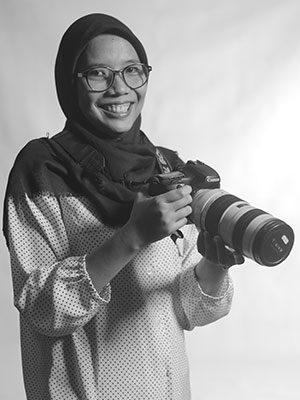 Anisa Setya Arifina, S.Ikom, M.Si