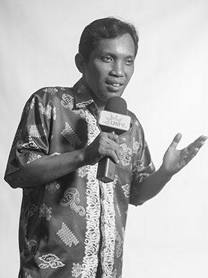 Dr. Taufiqur Rahman, S.IP., M.A.