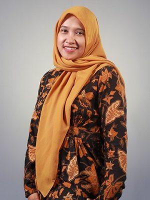 Dr. Muria Indah Sukowati, M.Si.