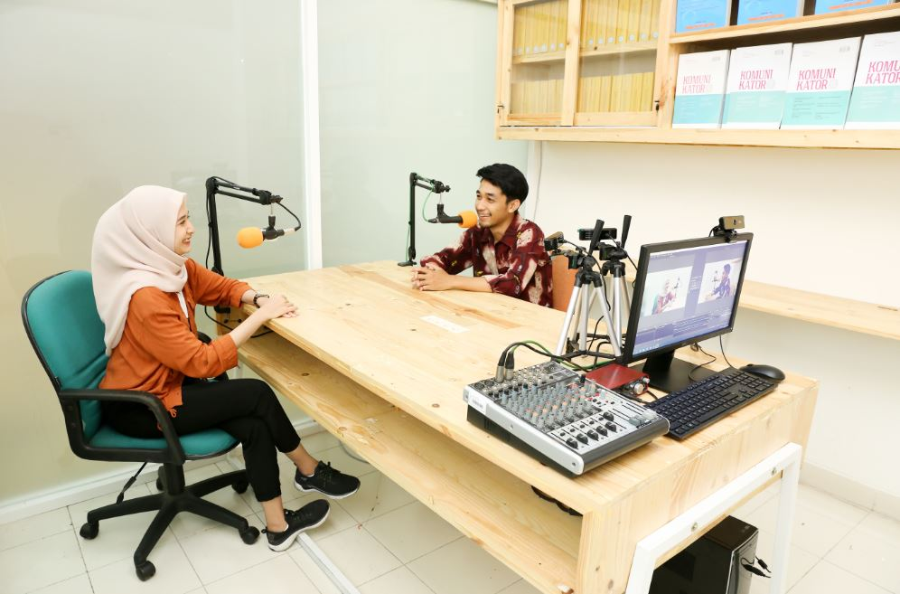 Ruang Podcast